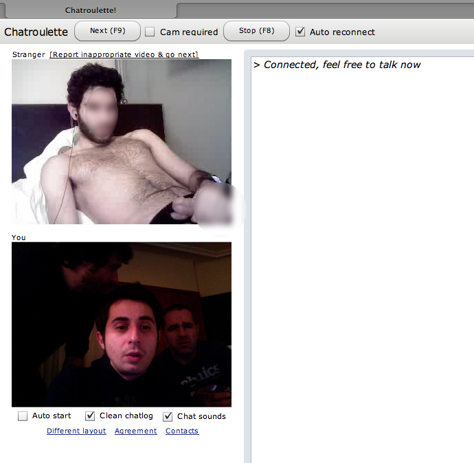 gay chat video roulette